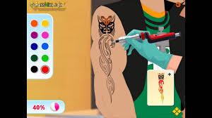 fab tattoo artist 2 online fab tattoo artist play the game
