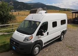 Conversion Van With Bathroom Our Promaster Camper Van Conversion Build A Green Rv