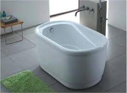Bathtub Water Bladder Small Freestanding Soaking Tub U2013 Seoandcompany Co