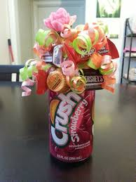 candy bar bouquet and selling candy bouquets is the most low cost startup and