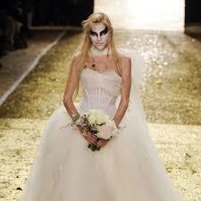 vivienne westwood wedding dresses vivienne westwood s black swan wedding dress brides