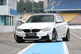 bmw m3 modified official 560hp bmw m3 and m4 by g power gtspirit