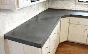 béton ciré plan de travail cuisine castorama cir with trendy beton cire plan de travail fabulous en u photos