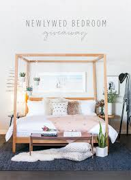 newlywed bedroom giveaway with room u0026 board giveaway contest