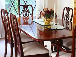 Pioneer Table Pad Company  Where Can I Use Table Pads - Dining room table protectors