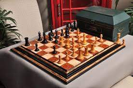 the golden collector series luxury chess set box u0026 board