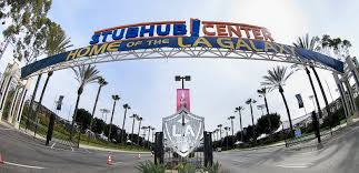 Cal State Dominguez Hills Map by General Parking Information Stubhub Center