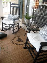 Bamboo Outdoor Rug Floored By Design 11 Diy Rug Projects