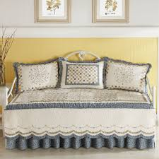 bedroom daybed comforter sets with evermore almond daybed bedding