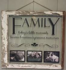 Window Pane Decoration Ideas How To Frame A Wedding Picture In An Old Window You Will Cut