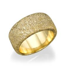 gold wedding rings for women wedding ring gold 14k with glitter wedding band unique weddding
