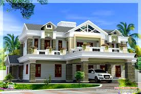 luxury homes floor plans architectures winning box type luxury home design kerala and