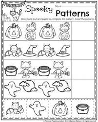 halloween song and free printable halloween math worksheet for