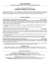 Resume For Teachers Example by Science Teacher Resume Sample Page1 Teach Pinterest Teacher