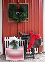 an equestrian christmas ideas for stylish equestrian christmas