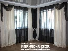 Orange Curtains For Living Room Top Trends Living Room Curtain Styles Colors And Materials