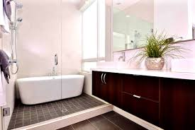 Bathrooms Idea by Apartments Modern White Bathrooms Prepossessing Modern White