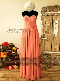 chic and affordable bridesmaid dresses collection by lacemarry