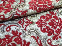 Red Floral Sofa by Sofa Fabric Upholstery Fabric Curtain Fabric Manufacturer 100