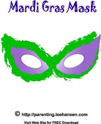 eye mask template cats eye mardi gras mask printable paper craft