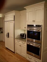 gourmet kitchen white cabinets kitchen cabinets double oven