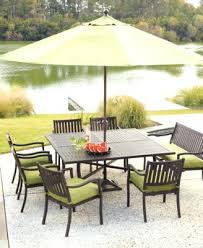 square outdoor dining table 8 seat patio dining set beautiful outdoor patio amusing 8 chair