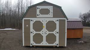 products wanna buy sheds the lofted barn also has the barn style roof with tall walls 6ft 3