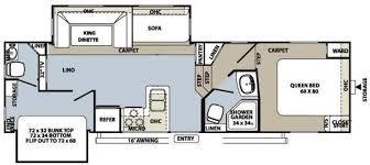 eagle fifth wheel floor plans perfect design 5th wheel floor plans 2014 eagle fifth wheels