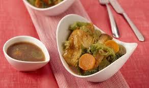 cuisine faisan faisan au chou et raisin maggi