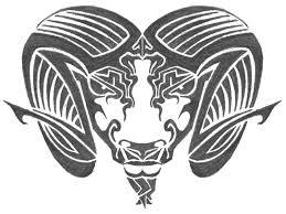 tribal ram design by icedrgn027 on deviantart