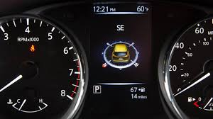 nissan rogue warning lights 2017 nissan rogue sport seat belt warning light and chime youtube