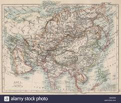 Asia Political Map Asia Political Persia Siam Hejaz China Japan Corea Turkestan