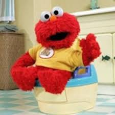 Elmo Bathroom Accessories Amazon Com Sesame Street Elmo U0027s Potty Time