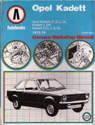opel kadett 1968 pdf opel kadett c workshop manual 28 pages opel manuals for