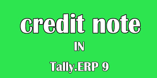 Credit Note Format Sle create credit note in tally erp 9 credit note entry exle