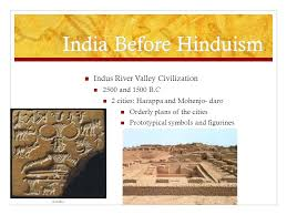 hinduism the rise of modern religion in the indus river valley