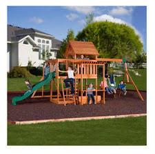 Backyard Playground Slides Playground Slide Ebay