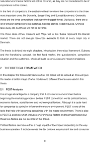 Thesis Theoretical Framework 7s Model Thesis