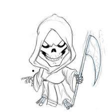 25 grim reaper cartoon ideas reaper names