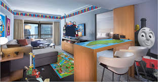 Thomas The Train Desk New Thomas The Tank Engine Pop Up Hotel Suite For Kids
