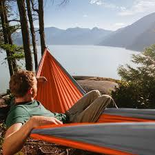 Large Hammock Tent Neolite Double Camping Hammock Lightweight Portable Nylon