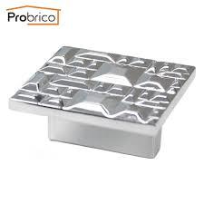 modern kitchen cabinet pulls chrome cabinet pulls 160mm modern simple style zinc alloy mirror