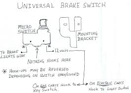 brake light switch wiring brake light switch wiring diagram discrd me