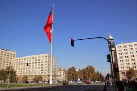 Chile Santiago Flag Thetrekkr Santiago De Chile
