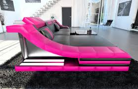 pink leather sectional sofa pink sectional sofa cleanupflorida com