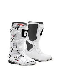 white motocross boots sg 10 motocross boot gaerne usa