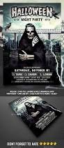 halloween party flyer templates flyers flyer template and templates