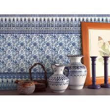 glass tile backsplash pictures for kitchen glass mosaic blue and white tile backsplash kitchen pattern
