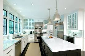 White Kitchen Black Countertop - costco kitchen cabinets and countertops white with black pictures