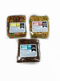 edible thc products krispy treats tko edibles 100mg thc 3 flavors bud oc
